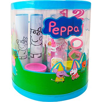 PEPPA PIG Cubo Creativo Holográfico