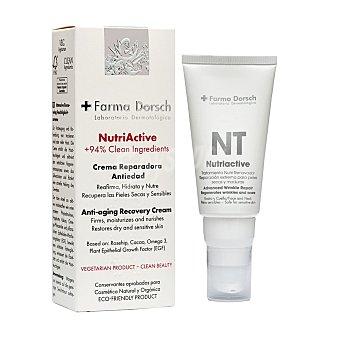 Farma Dorsch Crema reparadora antiedad pieles secas y sensibles nutriactive + 50 ml