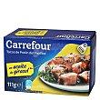 Tacos de pota en aceite de girasol 65 g Carrefour