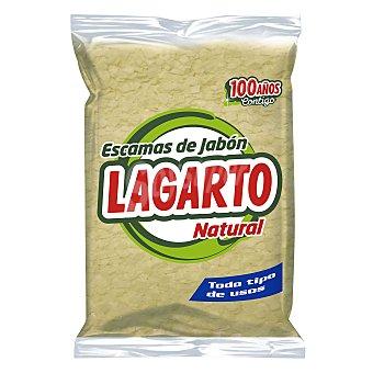 LAGARTO Escamas de jabón natural 250g