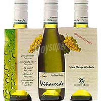 Viña verde Vino Blanco Joven Afrutado Pack 3x18 cl