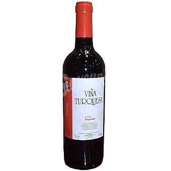 Viña Turquesa Vino tinto joven de Valencia Botella 75 cl