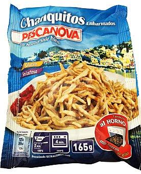 PESCANOVA Chanquitos congelados enharinados Paquete de 165 g
