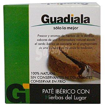 Guadiala Paté ibérico con hierbas del lugar Envase 70 g