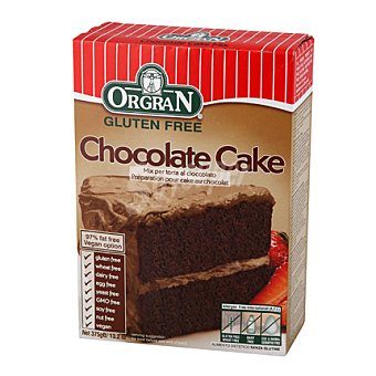 Orgran Mix pastel chocolate - Sin Gluten 375 g