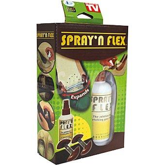 SPRAY'N FLEX Spray para ensanchar zapatos + hormas Caja 1 unidad