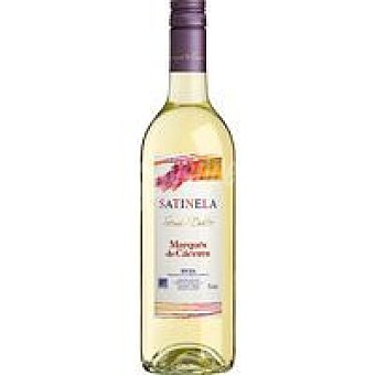 Satinel Vino Blanco Semi-dulce Rioja Botella 75 cl