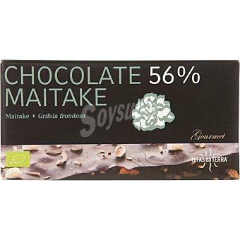 HIFAS DA TERRA Chocolate con maitake ecológico Envase 100 g