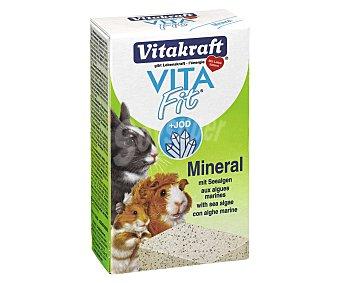 Vitakraft Snack para roedores piedra mineral Caja 168 g