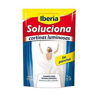 Iberia Soluciona cortinas blancas Sobre 150 ml