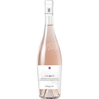 ALAGU Vino rosadof orcallat 100% de Alicante Botella 75 cl