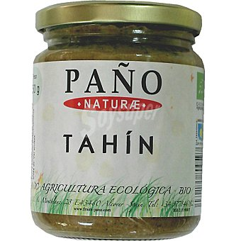 Paño Naturae Tahín ecológico Envase 275 g