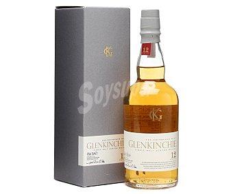 Glenkinchie Whisky single malt 12 años Botella de 70 centilitros