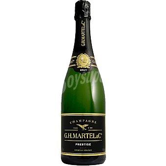 G.H. MARTEL Prestige Champagne brut botella 75 cl 75 cl