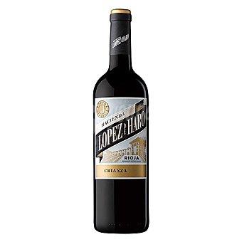 Lopez de haro Vino tinto crianza D.O. Rioja Botella 75 cl