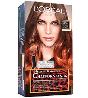 Preference L'Oréal Paris Mechas Californianas cobres para cabellos castaños o rubios 1 ud