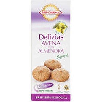 BIO-DARMA Delicias de avena con almendra Caja 110 g