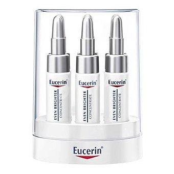 Eucerin Despigmentante Even Brighter concentrado en ampollas Pack 6x5 ml