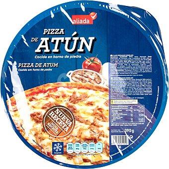 ALIADA Pizza de atún cocinada en horno de piedra  envase 390 g