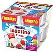 Iogolino de fresa Pack 8x100 g Nestlé