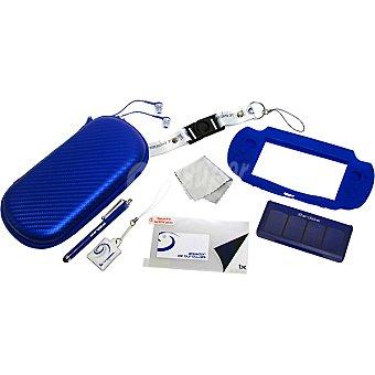 Ardistel Pack bolsa rígida + 9 accesorios para PS vita