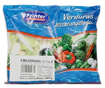 FRINTER Preparado verdura para paella 400 Gramos