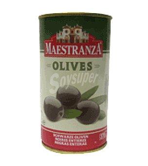 Maestranza Aceitunas negras 200 g