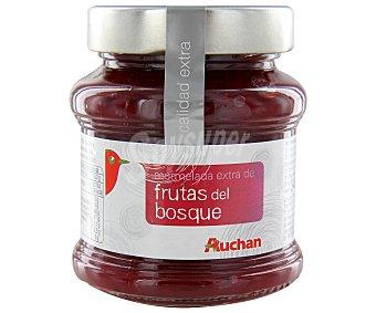 Auchan Mermelada de frutas del bosque 340 gramos