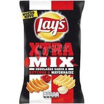 Lay's Patatas Xtra Mix Bolsa 147 g