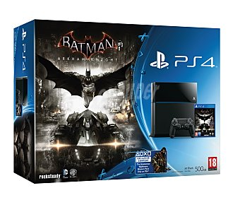 Sony Ps4 500Gb+Batman Arkham