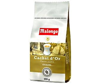 Malongo Café en grano natural 100 % 500 g