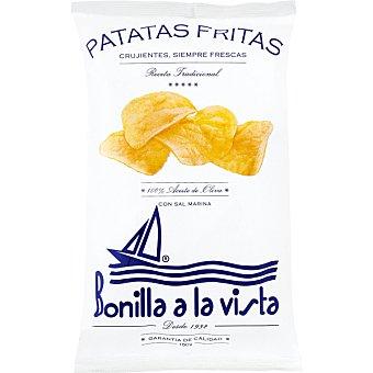 Bonilla Patatas fritas en aceite de oliva Bolsa 150 g