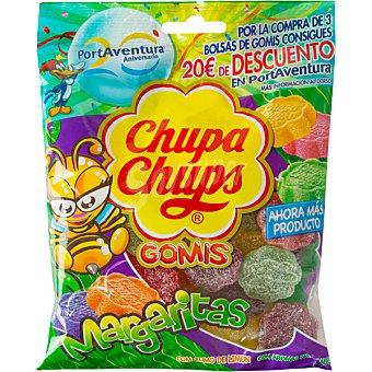 CHUPA CHUPS GOMIS Margaritas con zumo de limón y aromas naturales  bolsa 175 g