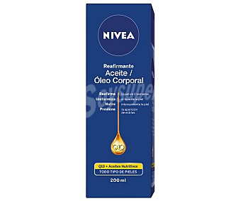 Nivea Q-10 Plus aceite corporal seco anti-estrías para todo tipo de piel frasco 200 ml Frasco 200 ml