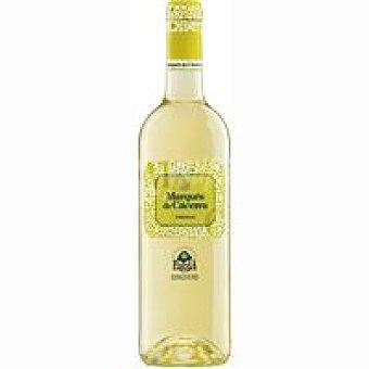 D.O. Rueda MARQUES DE CACERES Vino Blanco Verdejo Botella 75 cl
