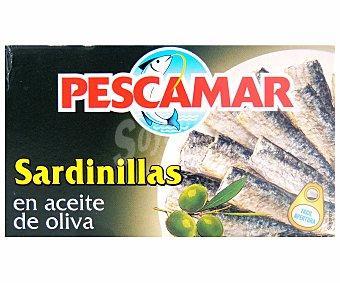 Pescamar Sardinilla en Aceite de Oliva 57 Gramos