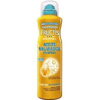 Fructis Garnier Aceite Nutri Repair Spray 150 ml
