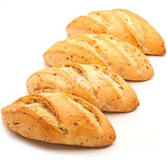 Pan de ajo-perejil 4 unid