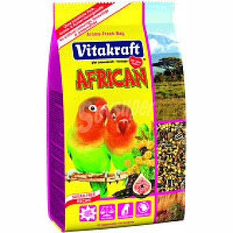 VITAKFRAT Menú agapornis Paquete 750 g
