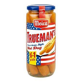 Meica Salchichas Trueman`s estilo americano 350 g