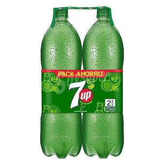 7Up Refresco de lima-limón Pack 2x2 litros
