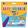 Rotuladores Colores Kids 12 ud Bic