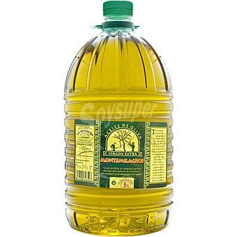 Montemilagros Aceite de oliva virgen extra botella 5 l