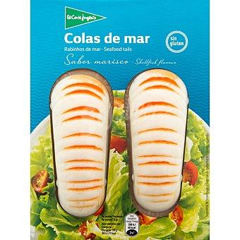 El Corte Inglés colas de mar sabor marisco estuche 150 g