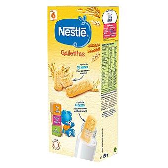 Nestlé Galletas especiales para bebés a partir de 6 meses en biberón y 10 meses mordidas 180 g