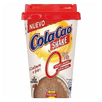 Cola Cao Batido de cacao cremoso 0% materia grasa Vaso 200 ml