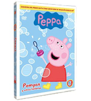 PEPPA PIG vol 5 DVD