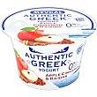 Yogur griego de manzana, canela y pasas 0% m.g Envase 150 g Mevgal