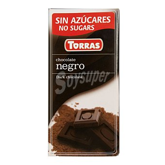 Torras Chocolate fondant - Sin Gluten 75 g