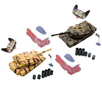Productos Económicos Alcampo Tanques de Combate Teledirigidos por Infrarrojos 1 Unidad